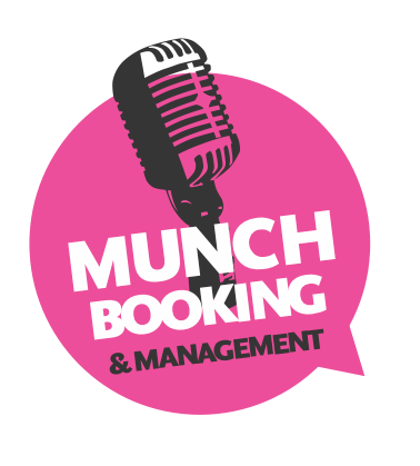 Munch booking logo